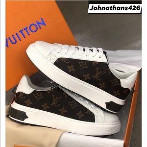 Louis Vuitton Sneakers Top Version